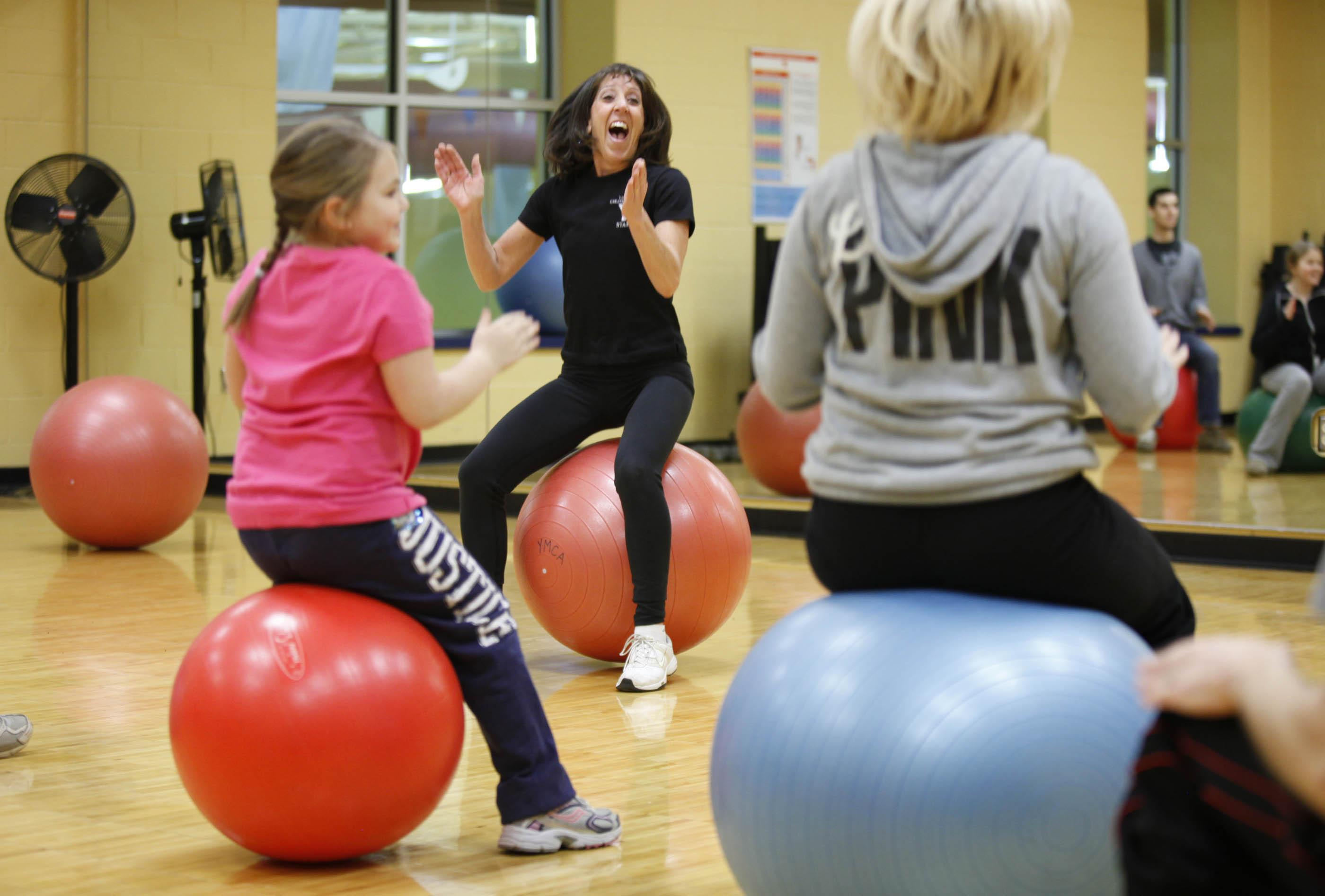 Families are welcome for Healthy Kids Day Saturday at YMCA branches across the Buffalo-Niagara region. Discounts to sign up for memberships and summer camps are available throughout the weekend. (Harry Scull Jr./Buffalo News file photo)