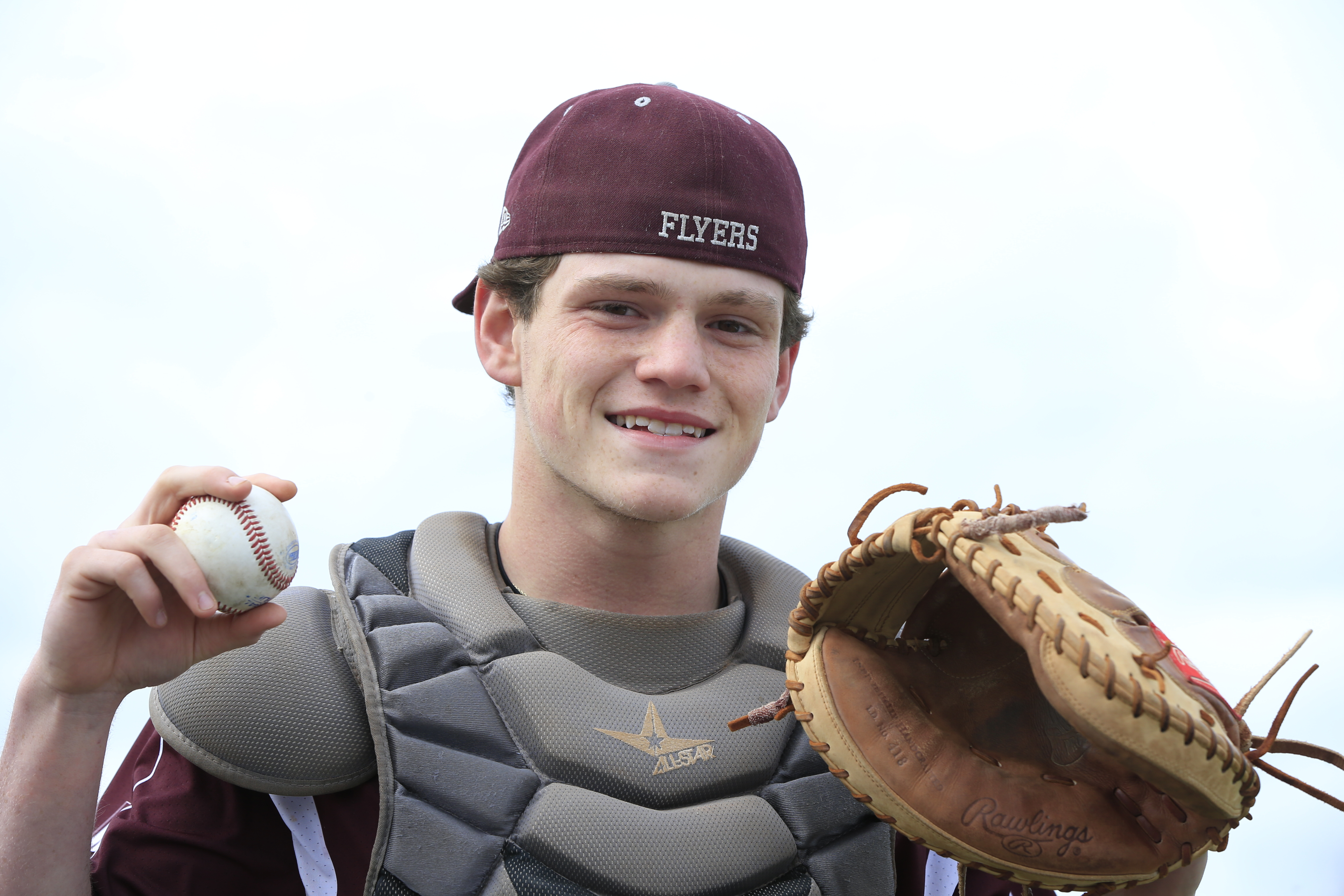 Prep Talk Male Athlete of the Week: Mike Flemming, Maryvale baseball. (Harry Scull Jr./Buffalo News)