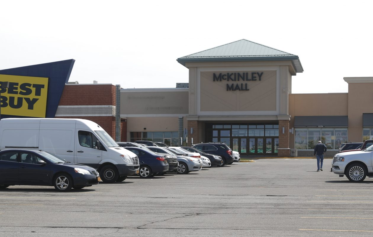 The McKinley Mall in Hamburg. (John Hickey/Buffalo News)