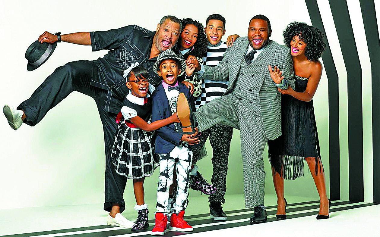 ABC's 'black-ish' is moving nights on the network's fall schedule. (ABC/Bob D'Amico)