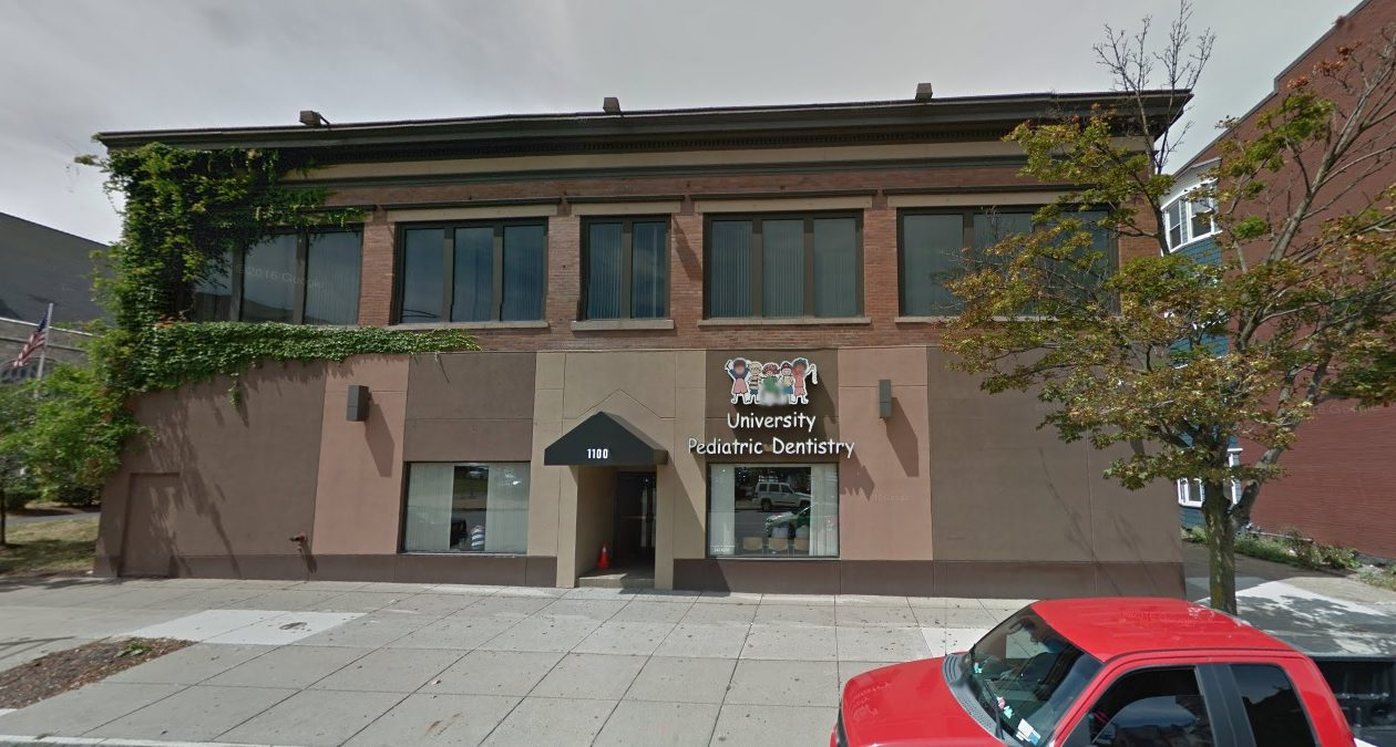 Ellicott Development has purchased a building at 1100 Main St., shown here in a Google street image.