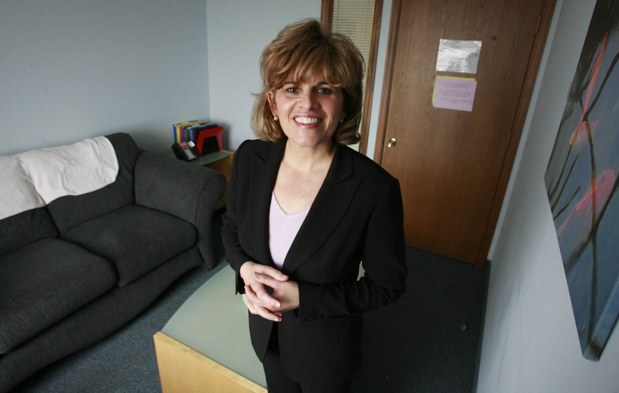 Mary Travers Murphy,  executive director of the Family Justice Center, said a potential free space for a satellite location has been identified. (Harry Scull Jr./Buffalo News file photo)
