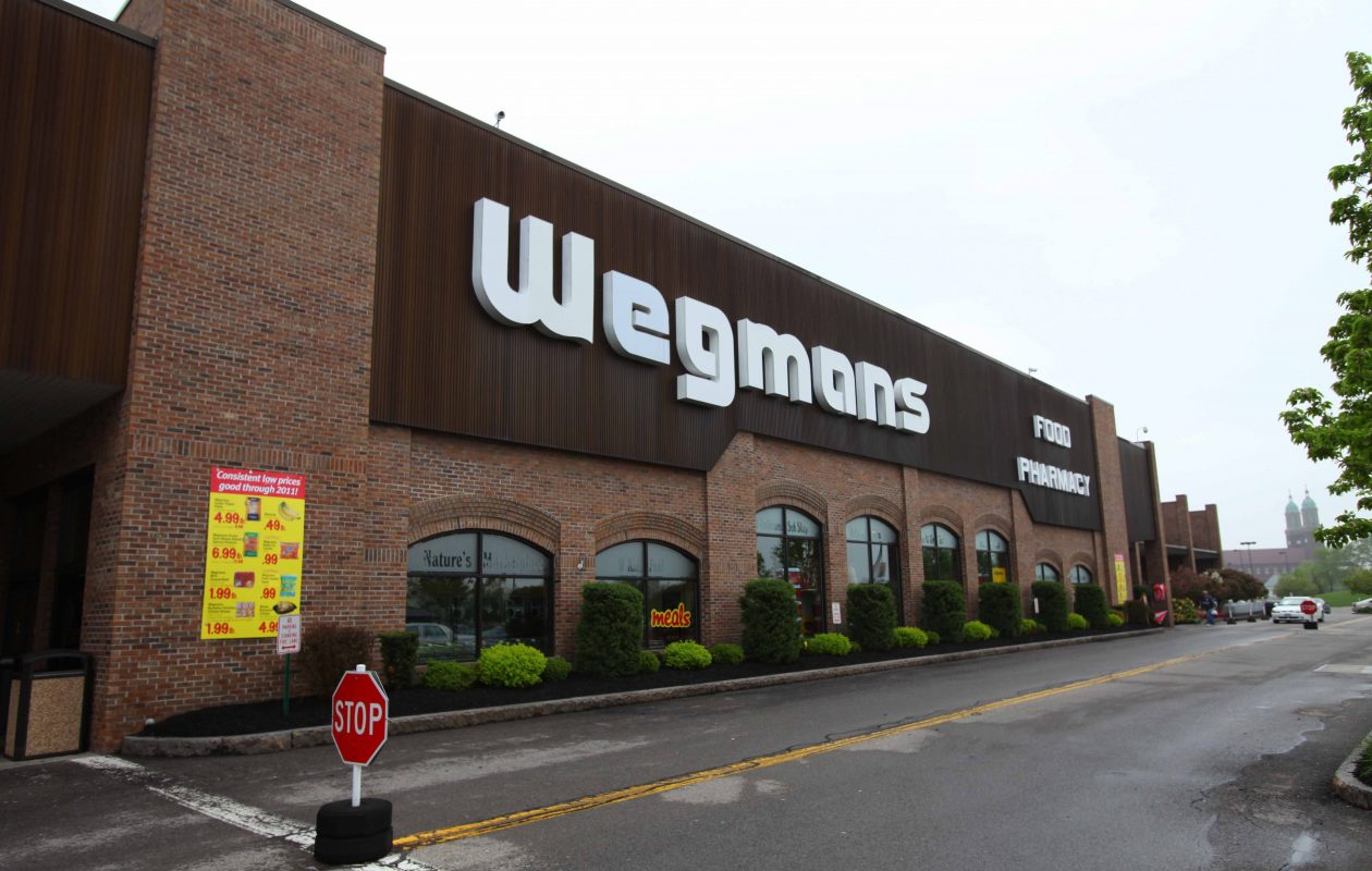 Wegmans is tops, survey says. (Buffalo News file photo)