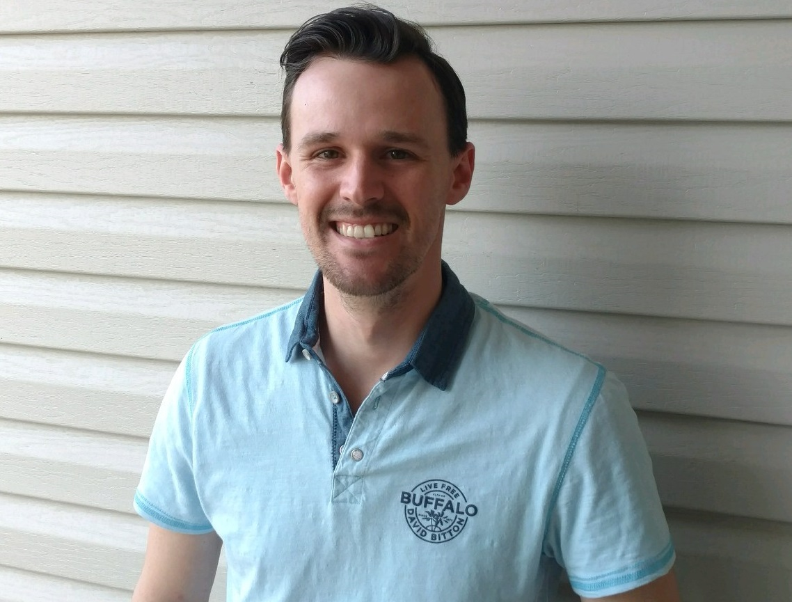 Homebrewer Sean Wall will produce beer for the Erie County Fair after winning a homebrew competition. (via Erie County Fair)