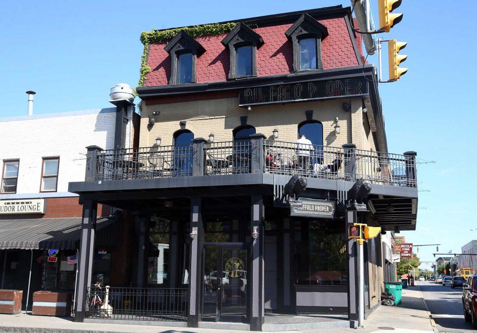 Buffalo Proper   7 ways to dine alfresco   Discover