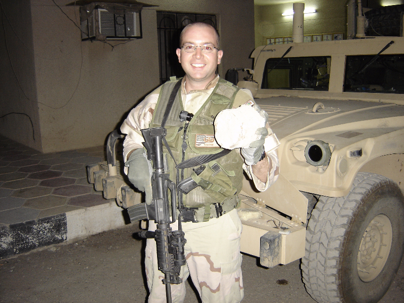 Grand Island resident and author Brian Castner, who served in the U.S. Air Force from 1999 to 2007, will speak about his experiences at war and at home at 7 p.m. Tuesday in the Burchfield Penney Art Center in Buffalo.