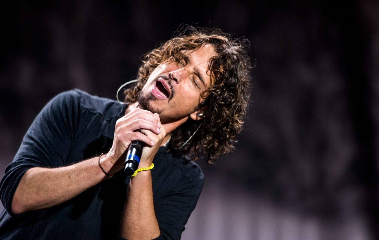 Chris Cornell (Photo by Getty Images)