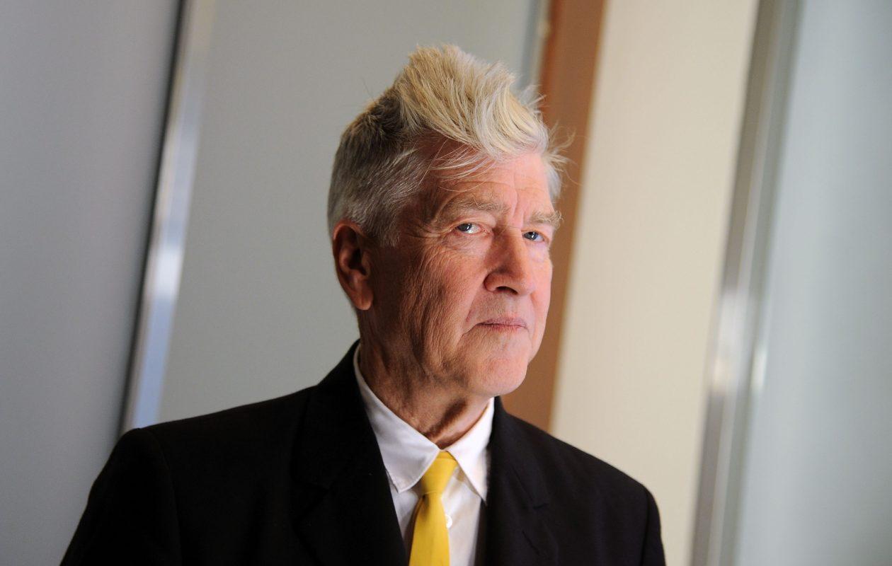 Filmmaker David Lynch. (Getty Images)