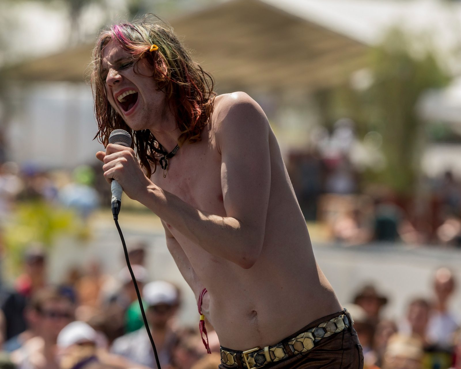 Singer Sam France and Foxygen will perform July 26 at the Tralf Music Hall. (Getty Images)