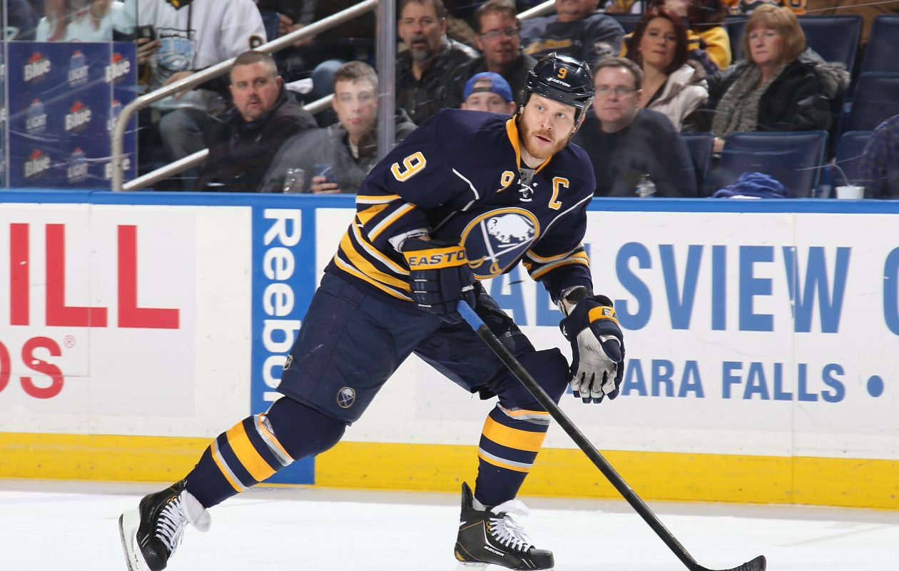 Steve Ott spent parts of two seasons with the Sabres. (Getty Images)