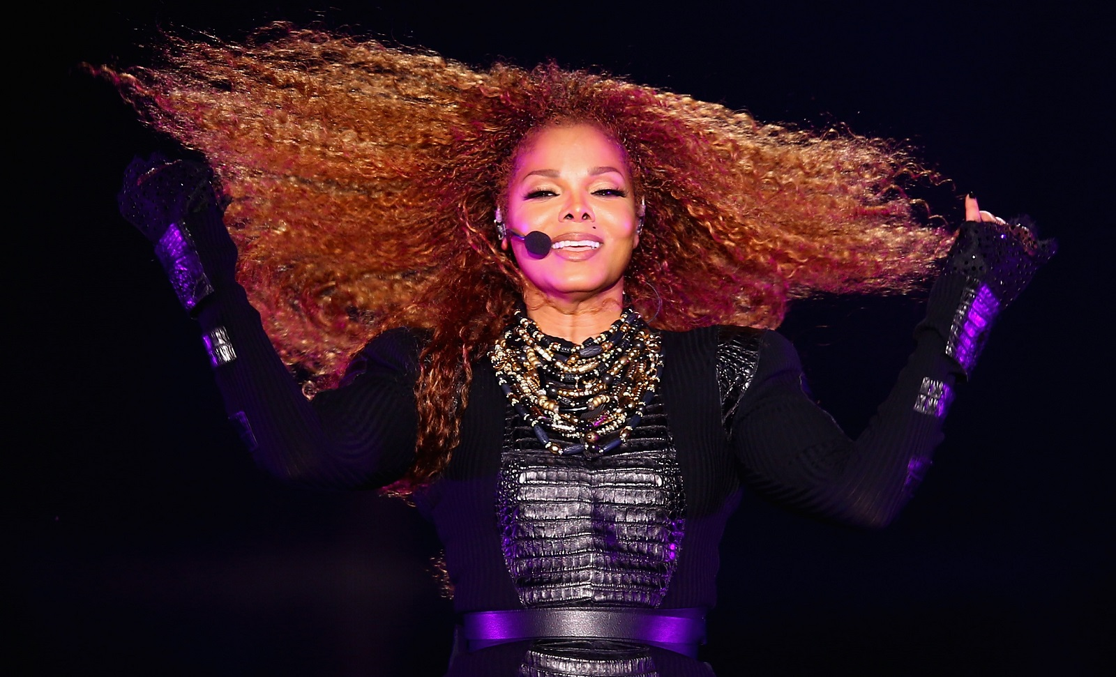 R&B star Janet Jackson will play KeyBank Center in November. (Getty Images)