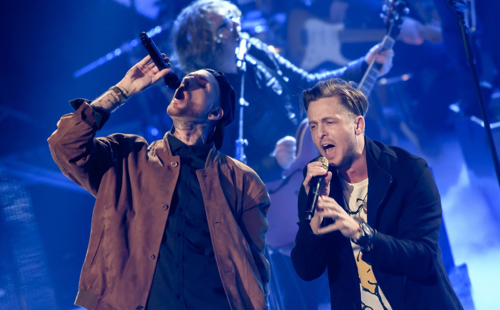 OneRepublic's Darien Lake show is among the concerts in Live Nation's $20 ticket promotion. (Getty Images)