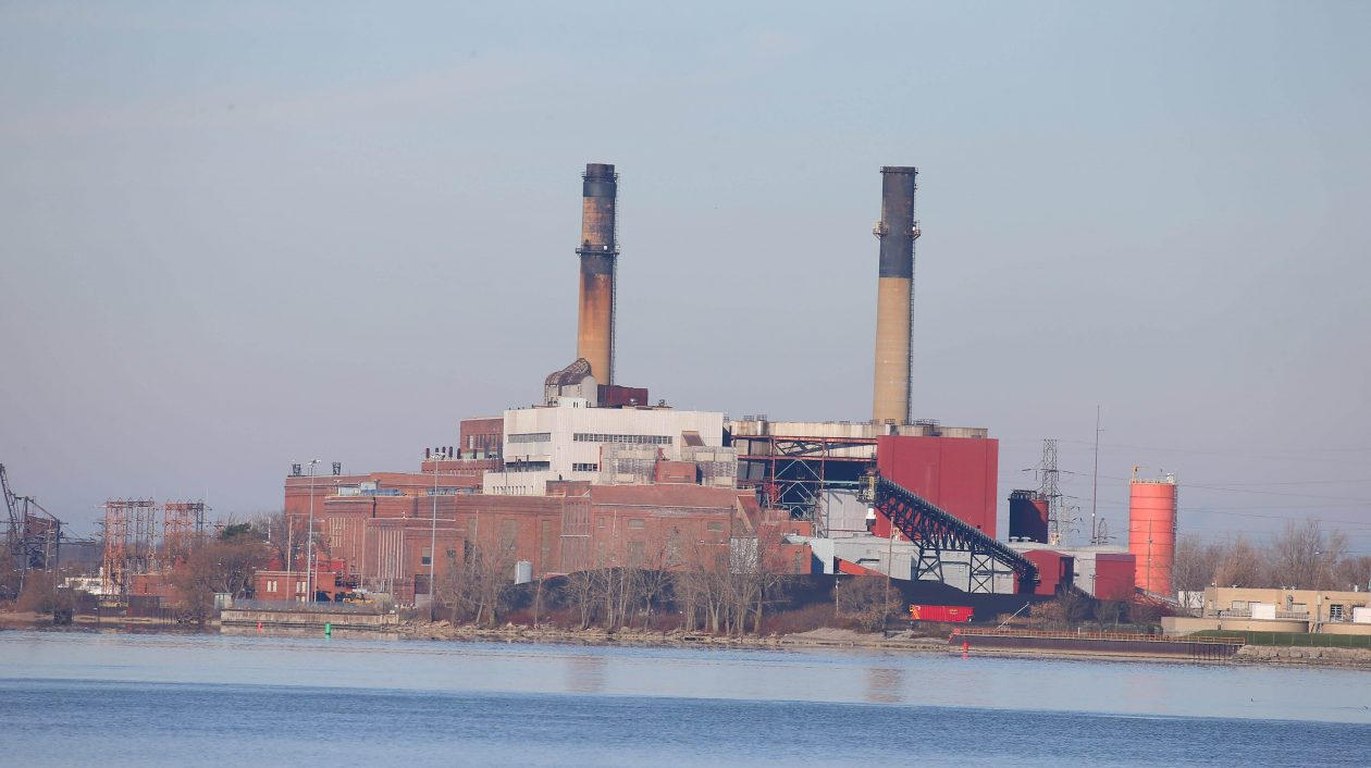 The Town of Tonawanda and NRG Energy are dialing back their legal fight over the former Huntley Station as both sides seek a sale of the plant. (John Hickey/News file photo)