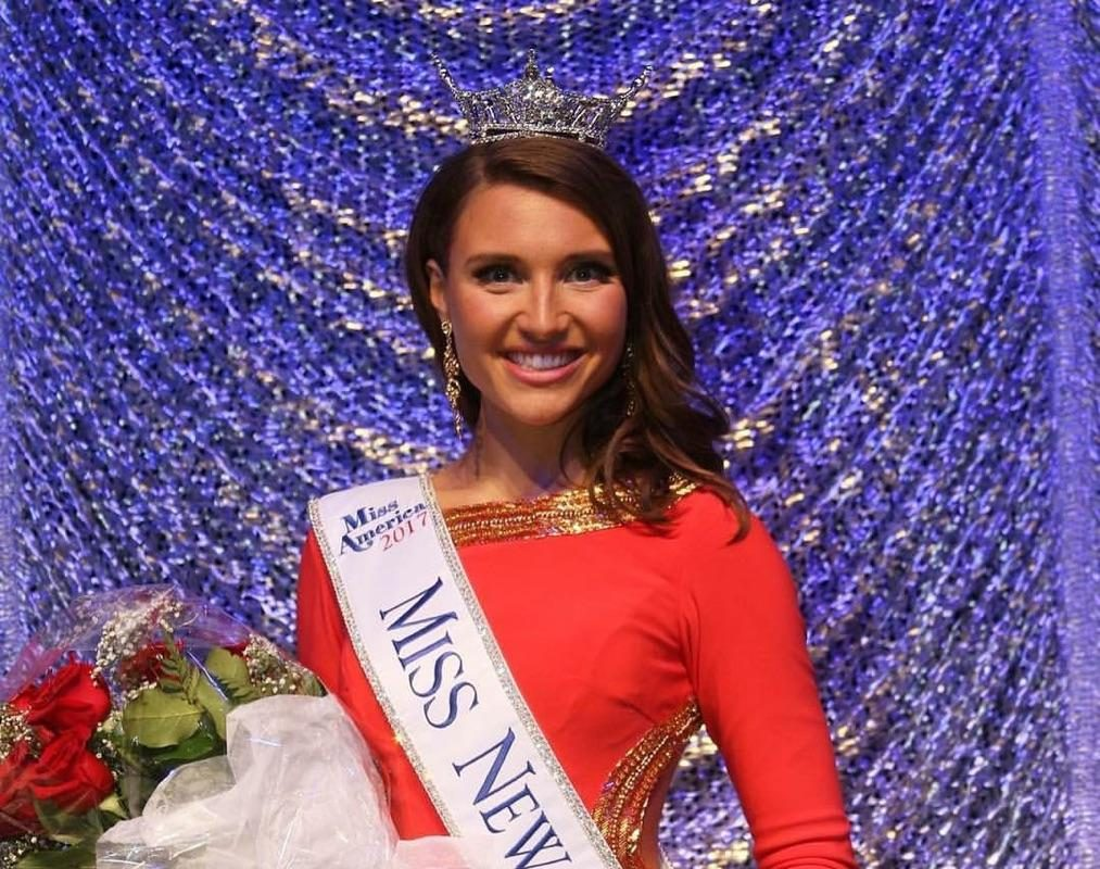 Gabrielle Walter, competing at Miss Western New York, was crowned Miss New York on May 28.  (Photo courtesy Kathleen Neville)