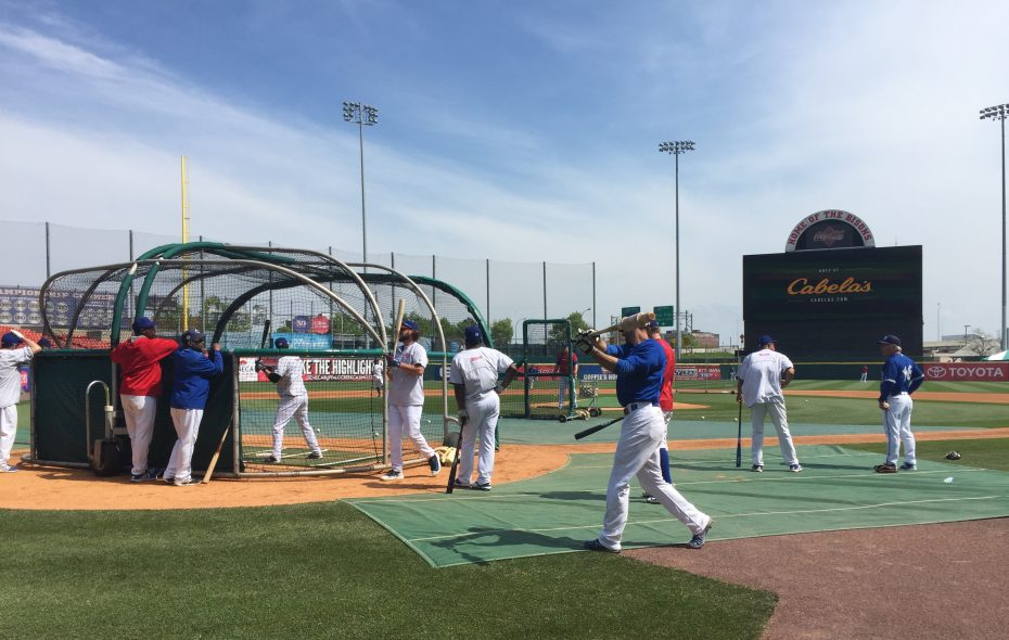 Quick hits: Bisons 3, Rochester 0