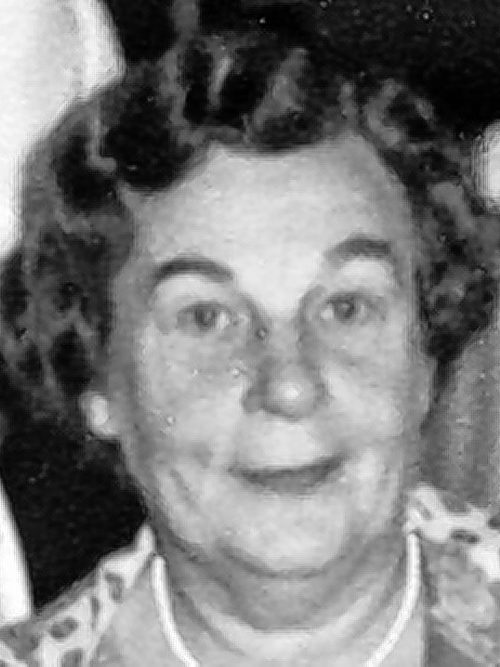 KUZNIAREK, Bertha L. (Kladke)