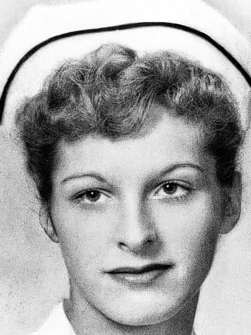 McFALL, Gertrude T. (Benbenek)