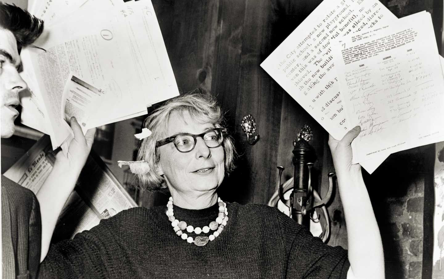 The work of activist and journalist Jane Jacobs is the focus of the documentary 'Citizen Jane.'