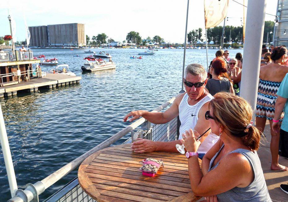 Liberty Hound   7 ways to dine alfresco   Discover