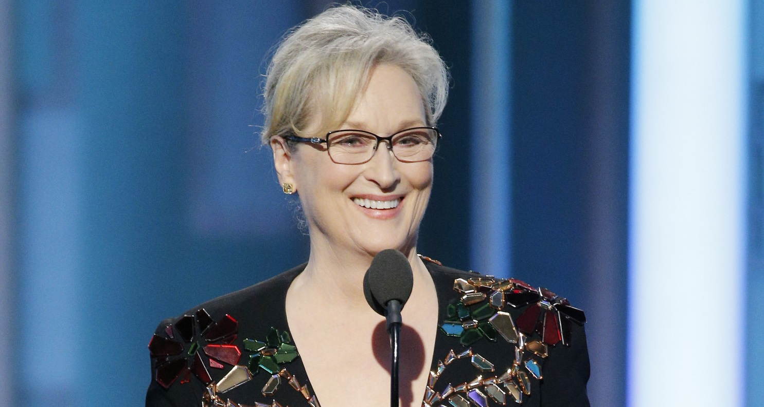 Meryl Streep is the narrator of 'Five Came Back.' (Photo by Paul Drinkwater/NBCUniversal via Getty Images)