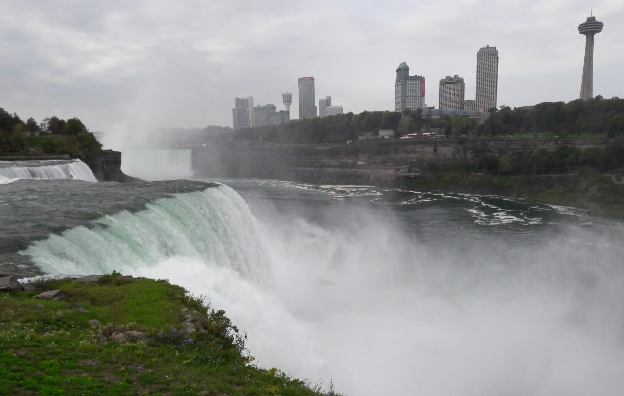 A view of Niagara Falls. (Mike McAndrew/Buffalo News)