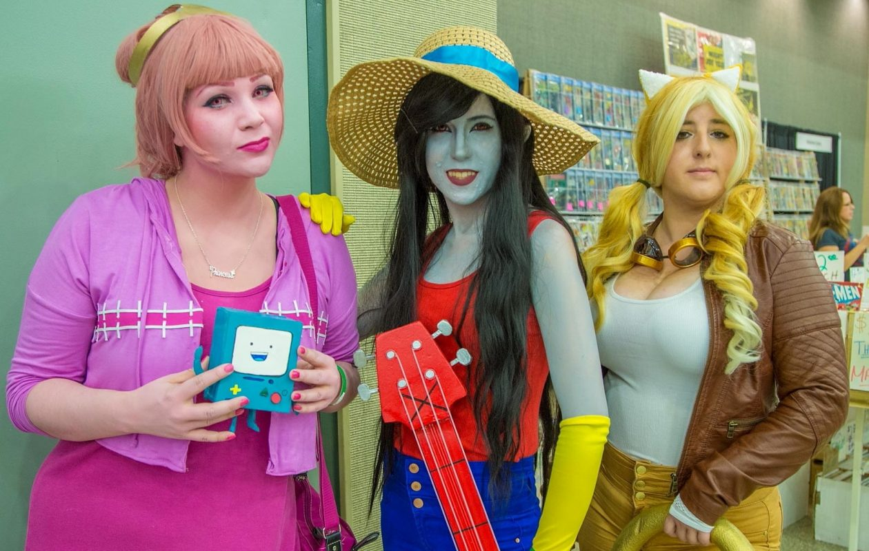 Nickel City Con returns to the Buffalo Niagara Convention Center this weekend. (Don Nieman/Special to The News)