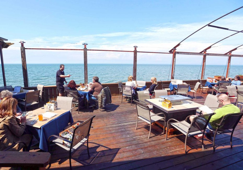 Public House   7 ways to dine alfresco   Discover