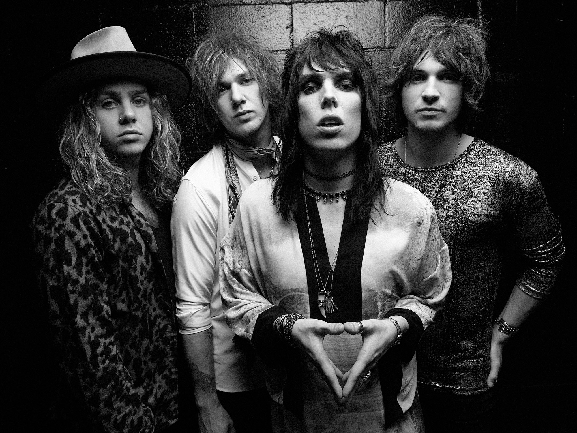 English rockers The Struts will play The Rapids Theatre in Niagara Falls on May 18.