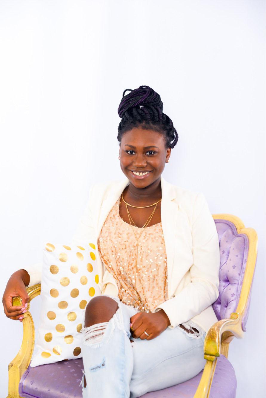 Zandra Cunningham, a Nardin Academy junior, started a skin care company when she was 9 years old.