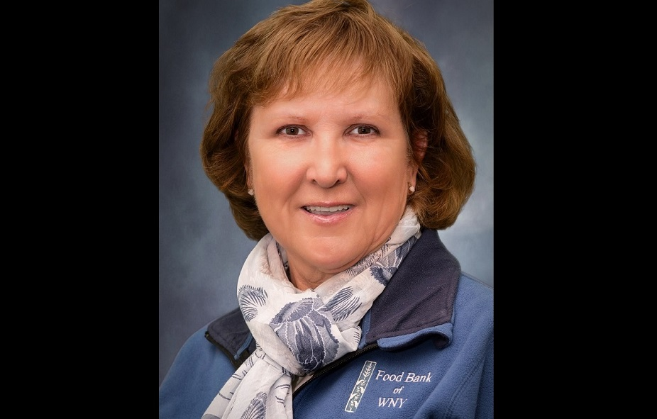 Marylou Borowiak is stepping down as president and CEO of the Food Bank of Western New York. (Courtesy the Food Bank of WNY)