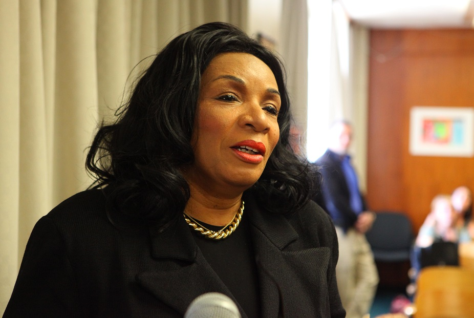 McKinley High School Principal Crystal Boling-Barton has been put on administrative leave. (Buffalo News file photo)