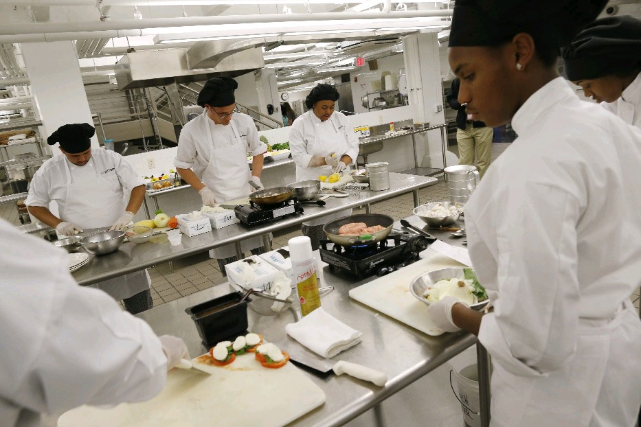 The Buffalo Public Schools want to replicate the popular Emerson School of Hospitality at a second site and will choose from among five development proposals. (Derek Gee/News file photo)