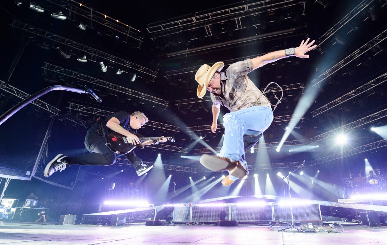 Jason Aldean is bringing his They Don't Know Tour on June 3 to Darien Lake Performing Arts Center.