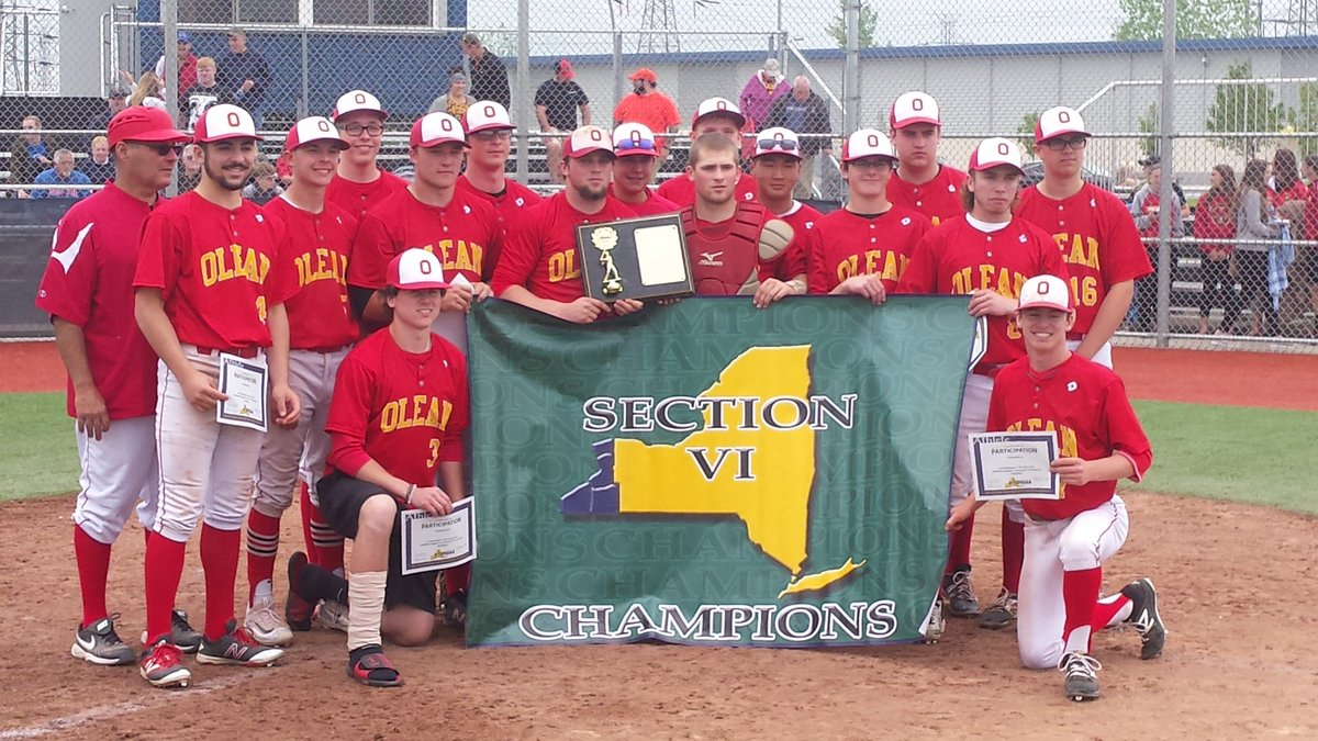 Olean is moving on to Far West Regionals after winning the overall Class A championship Saturday at Niagara Falls High School with a 9-2 win over Williamsville South.