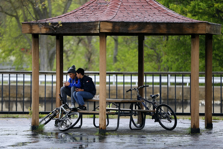 It'll be a tough weekend to enjoy any early summer outdoor activities. (Mark Mulville/Buffalo News file photo)