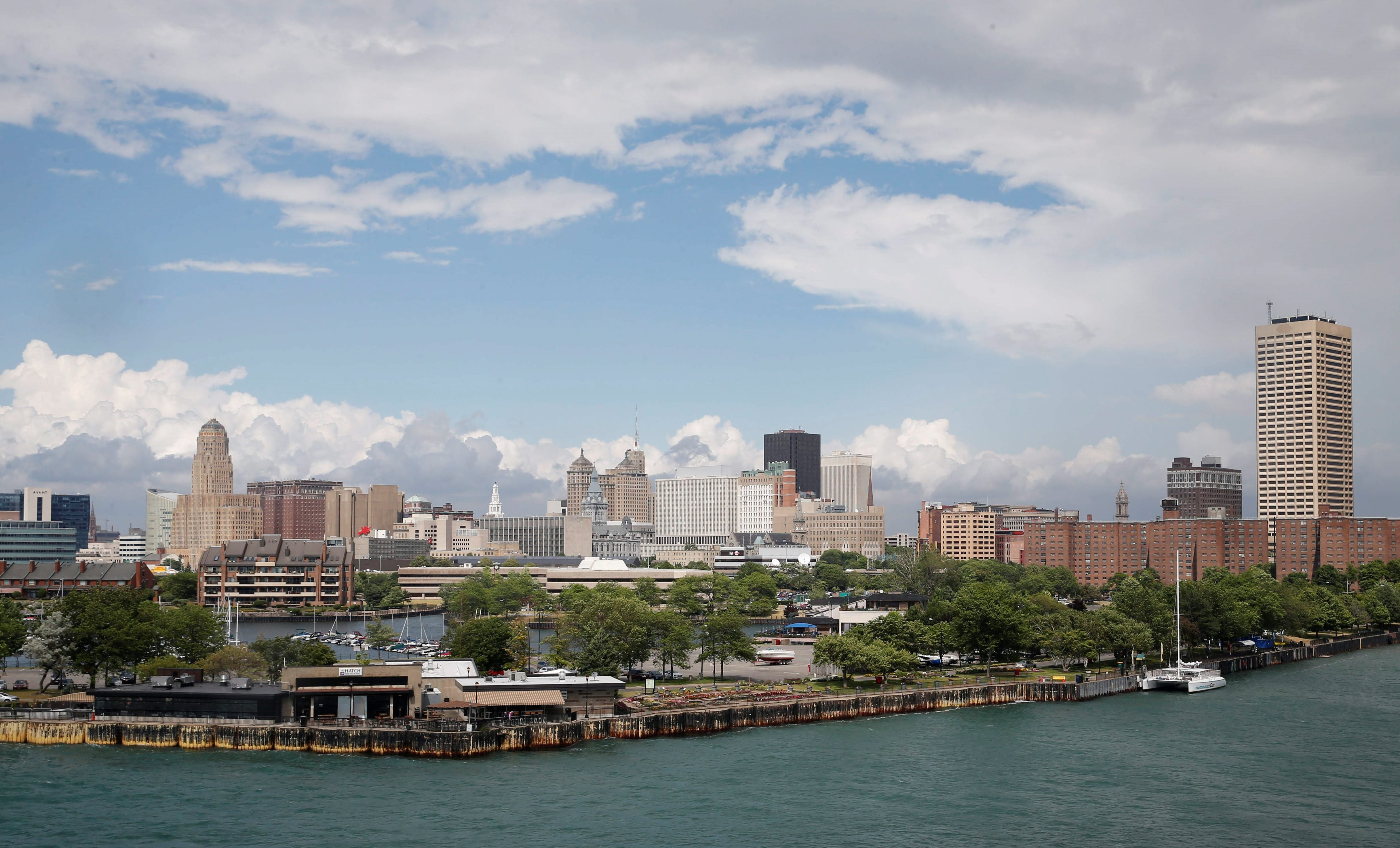 After hundreds of millions of dollars in attraction investments in the city, Buffalo has a story to tell that's all its own. (Derek Gee/News file photo)