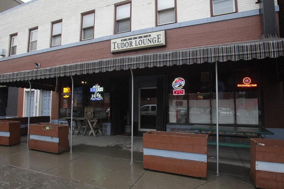 Frank's Tudor Lounge at 335 Franklin St. (Sharon Cantillon/Buffalo News file photo)