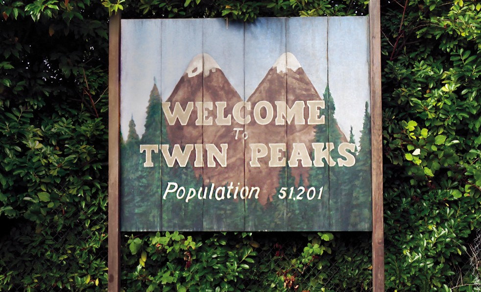 A new season of 'Twin Peaks,' which originally aired on ABC in 1990, returns to television on May 21. (Showtime)