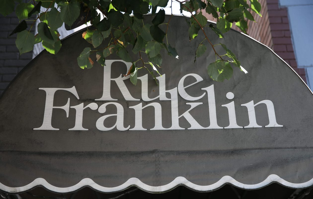 Rue Franklin has announced it will close its doors for good. (Sharon Cantillon/Buffalo News)