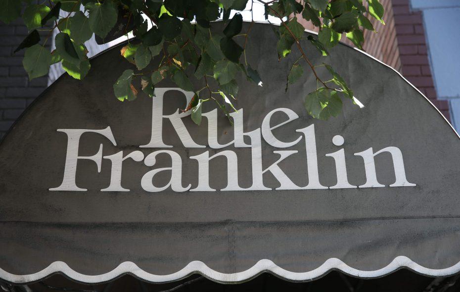 Rue Franklin has announced it will close its doors for good. (Sharon Cantillon/Buffalo News)