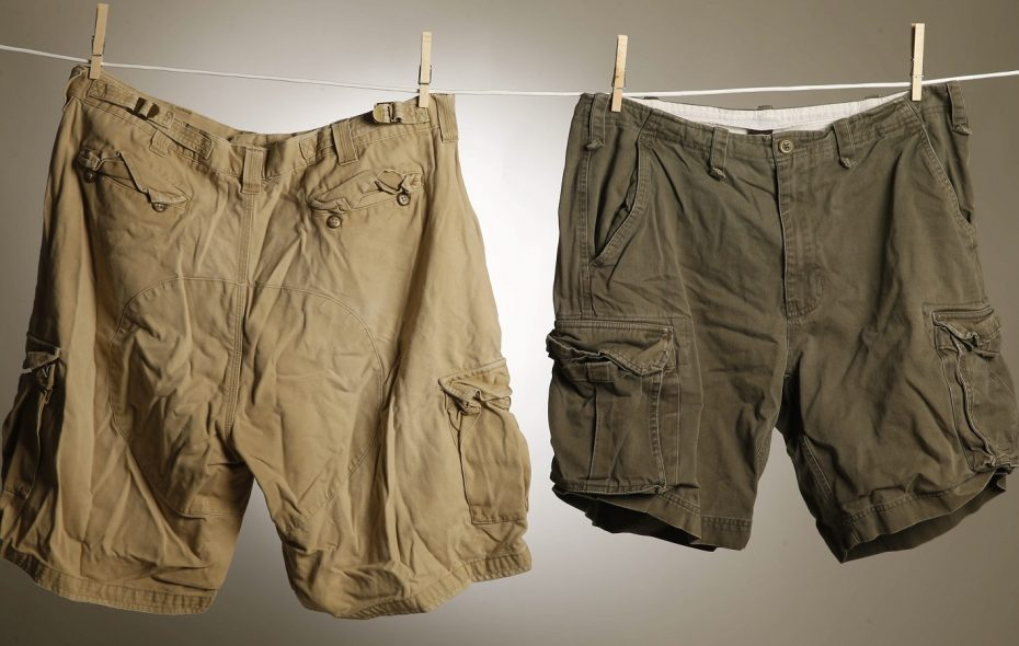 It's been one full year since our controversial article on cargo shorts. (Derek Gee/Buffalo News file photo)