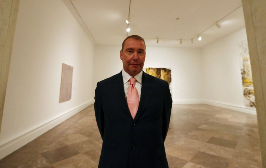 Jeffrey Gundlach said that that he has discussed the idea for a matching campaign aimed at national foundations to raise the rest of the money the museum needs with Albright-Knox director Janne Sirén. (Mark Mulville/News file photo)
