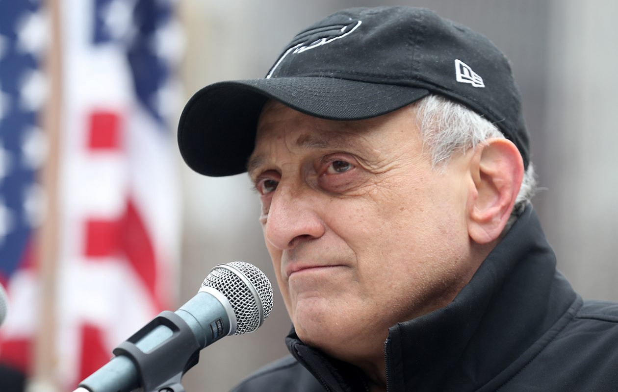 Carl Paladino said of a recent email: 'There's nothing racial that I recognized in the article. I thought it was truthful.' (John Hickey/News file photo)