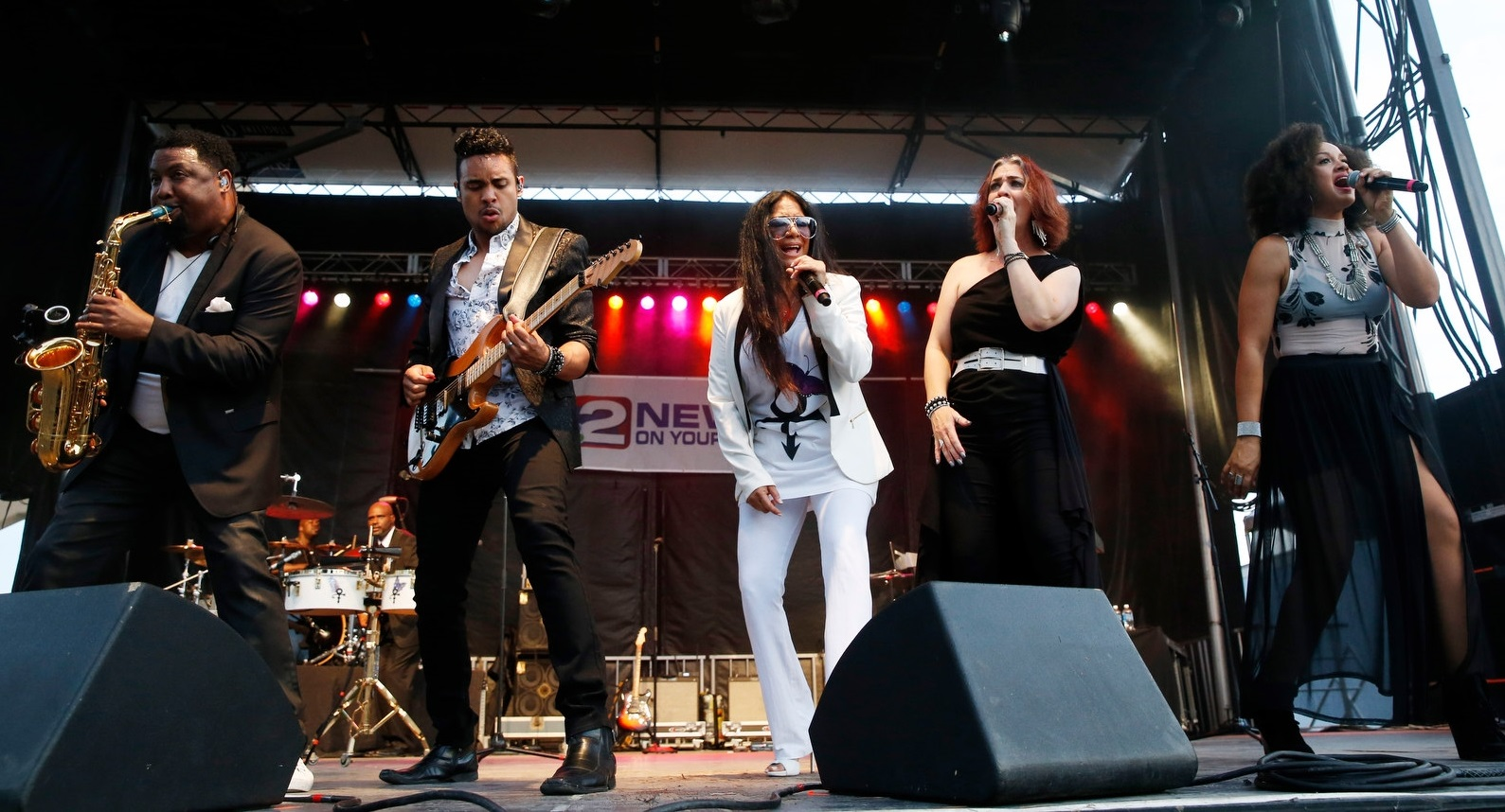 Image result for Sheila E at Canalside Live!
