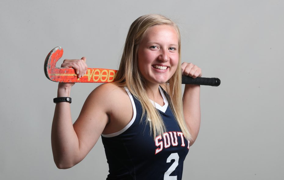 The Prep Talk Player of the Year for field hockey is Abby Ferenczy of Williamsville South. (James P. McCoy/Buffalo News)