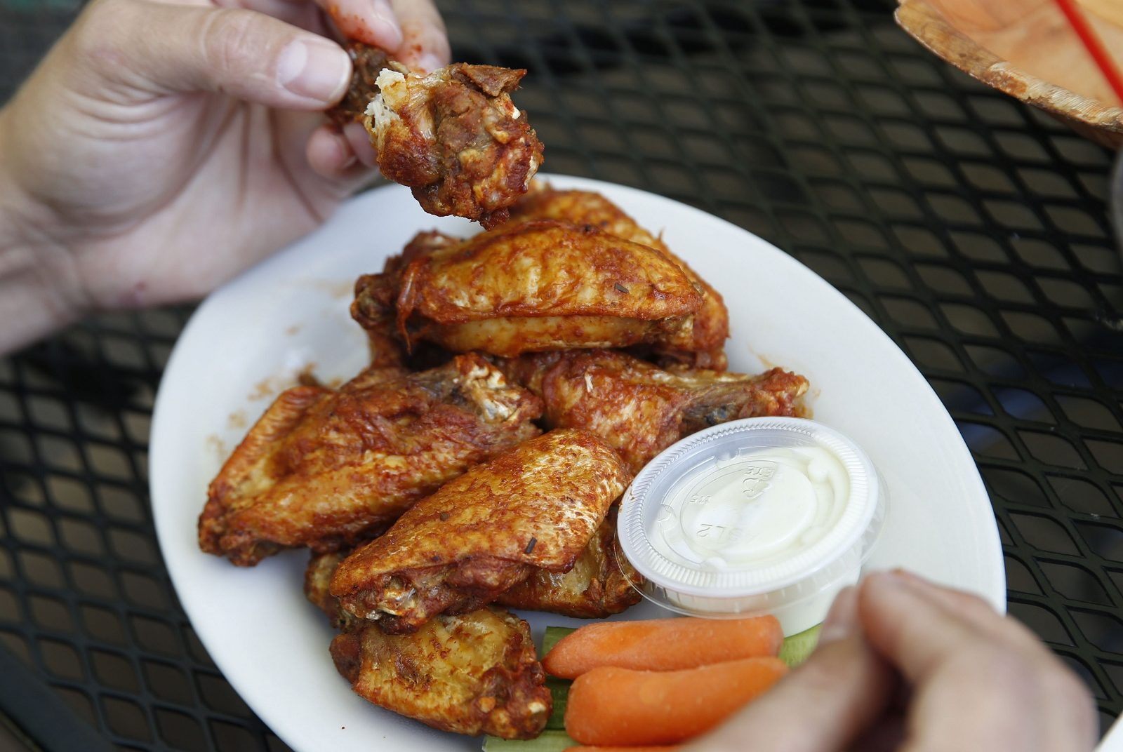 In his attempt to compile a definitive guide to the modern era of Buffalo wings, Andrew Galarneau keeps coming back to the question: What is a Buffalo wing? (Sharon Cantillon/News file photo)