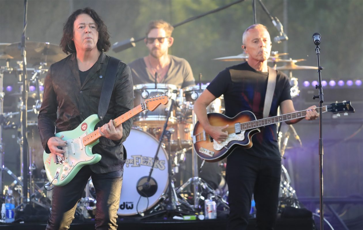 Tears For Fears' Roland Orzabal and Curt Smith. (Harry Scull Jr./Buffalo News)