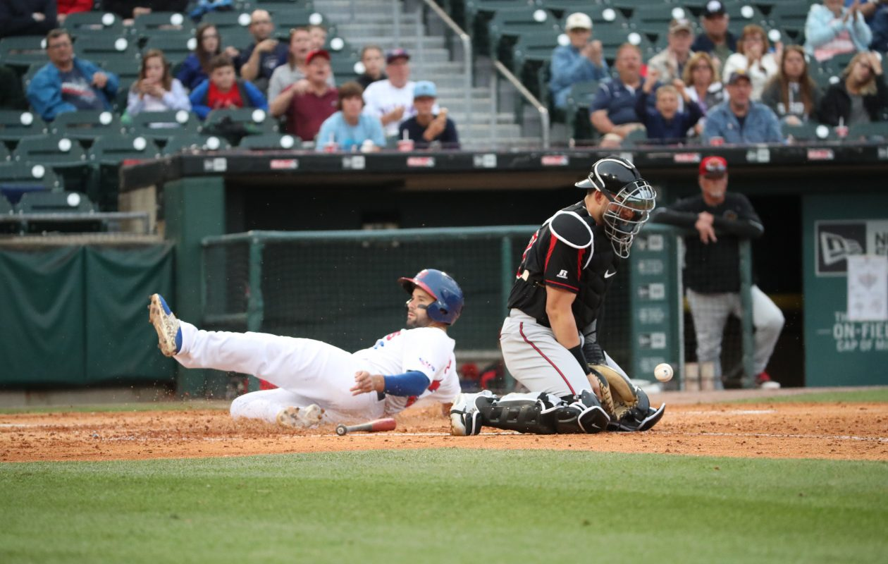 The Buffalo Bisons look to build on positives as they return from the All-Star break. (James P. McCoy/Buffalo News)