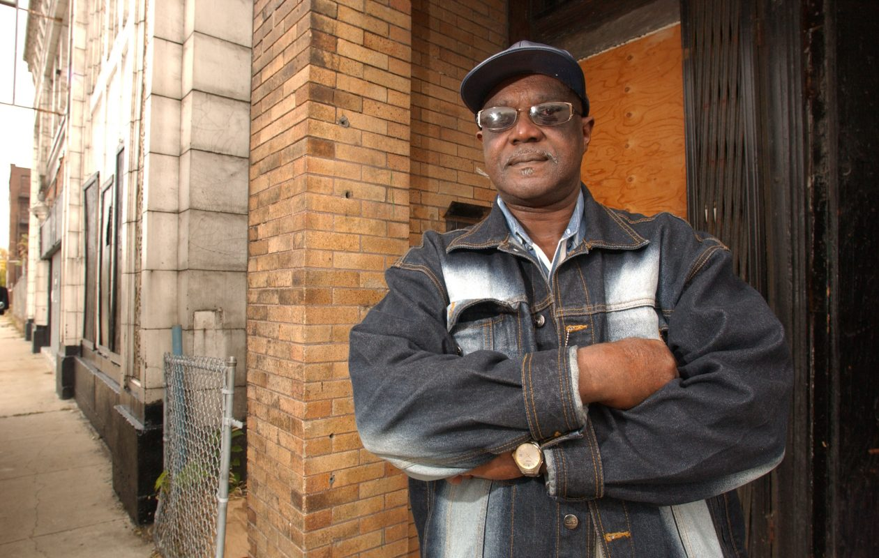 The Rev. James Giles is coordinator of a coalition of anti-violence groups known as Buffalo Peacemakers. (Robert Kirkham/News file photo)