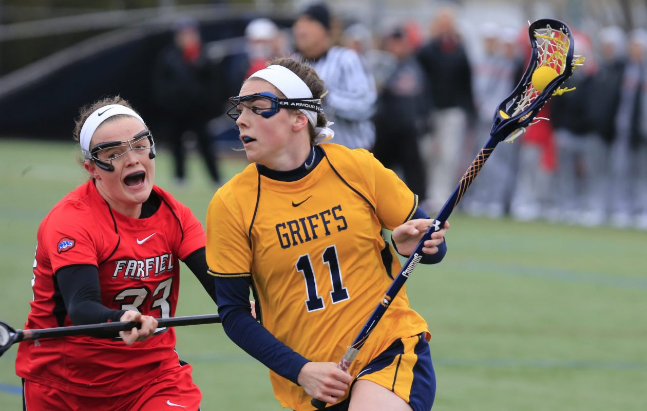 Canisius star Erica Evans will represent Canada at world events this summer. (James P. McCoy/Buffalo News)